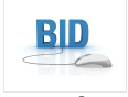 Contractors forms for bidding on a computer