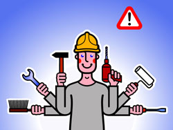 Home Improvement Contractor Forms
